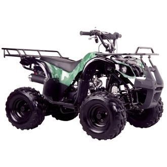 Coolster 3050D 110cc ATV Utility ATV with Bigger 16