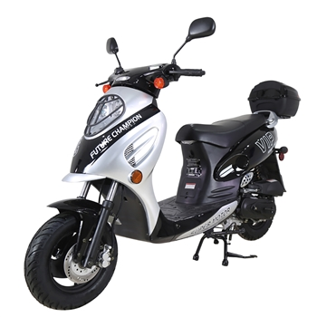 50cc gas scooter taotao cy50a. Black Bedroom Furniture Sets. Home Design Ideas